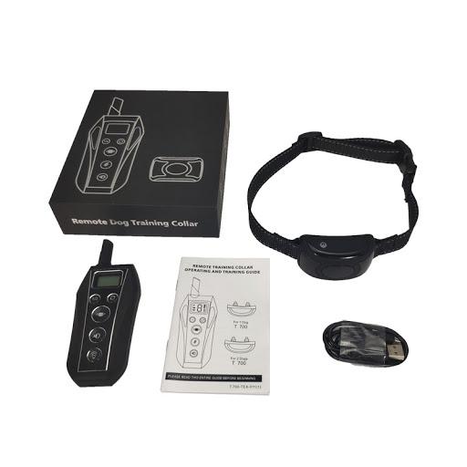 BenPet T700 elektromos nyakörv 7