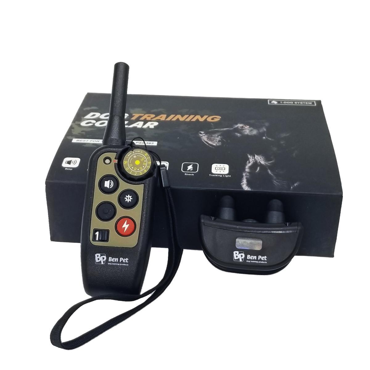 Benpet PS5 elektromos nyakörv (24)