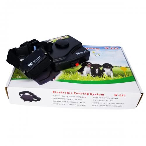 Benpet W227 láthatatlan kerítés kutyakerítés (4)