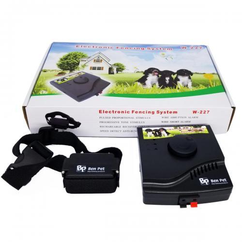Benpet W227 láthatatlan kerítés kutyakerítés (5)